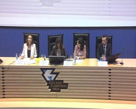 Clausura da Xornada sobre a adaptación da Lei de protección de datos ao regulamento europeo - Xornada sobre a adaptación da Lei de protección de datos ao regulamento europeo